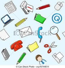fournitures bureau fournitures bureau seamless fond bureau seamless clipart