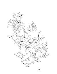 craftsman 33 in wide cut mower parts model 247889330 sears