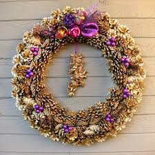 Purple Gold Christmas Decorations 38 Best Purple And Gold Christmas Decorations Images On Pinterest