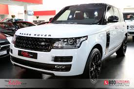 land rover white interior range rover vogue se 0 km black edition red interior rear dvd