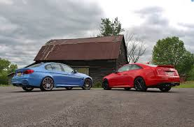 cadillac ats vs bmw 2016 bmw m3 competition package vs cadillac ats v test drive