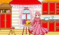 Room Makeover Game Princess Castle Makeover Free Online Games At Agame Com