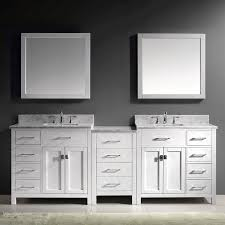 shop virtu usa caroline parkway white undermount double sink