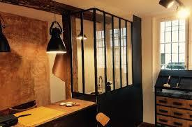 cuisine verriere atelier nos réalisations verrière atelier verrière intérieure