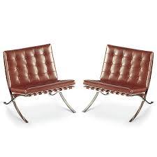 Mies Van Der Rohe Bench Vitra Miniature Mr 90 Barcelona Chair By Mies Van Der Rohe Stardust