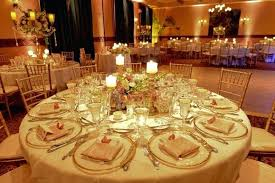 Gold Table Decorations Candle Decorations For Wedding Tables Stunning Image Of Wedding