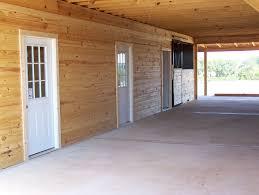 small horse barn floor plans free pole barn plans horse forafri