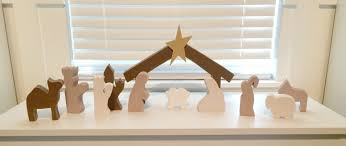 christmas nativity wood connection craft remedy