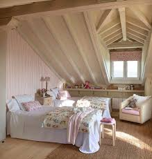 kids room attic shabby chic kids bedroom with exposed beam ceiling