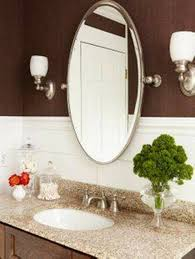 Oval Bathroom Mirror by Simple Oval Bathroom Mirror Oval Bathroom Mirrors Strandedwind