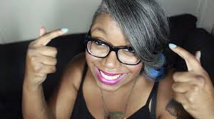 why have i gor grey hair in my 30s my thoughts on the celebrity grey hair trends