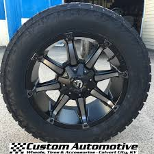 Fierce Attitude Off Road Tires Custom Automotive Packages Off Road Packages 20x9 Fuel