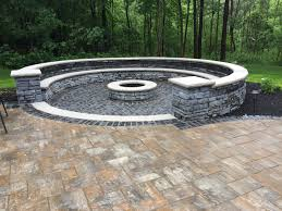 How To Paver Patio Paver Patio Designs Moscarino Outdoor Creations