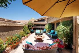 patio home in scottsdale