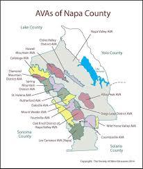 Sonoma Winery Map Napa U2013 California U2013 Swe Wine Map 2017 U2013 Wine Wit And Wisdom