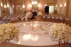 wedding backdrop monogram wedding floor ideas the magazine