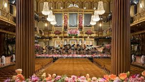 tickets to new year s concert vienna philharmonic at musikverein
