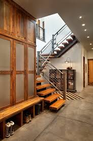 Ski Chalet Interior Modern Ski Chalet With Beautiful Rustic Interiors