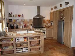 modele de cuisine rustique zeitgenössisch modele de cuisine rustique repeinte photo moderne
