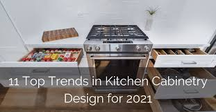 kitchen paint colors 2021 with white cabinets 11 top trends in kitchen cabinetry design for 2021 home