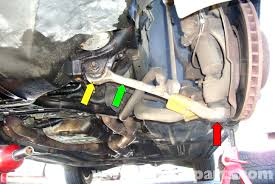 bmw e39 5 series lower control arm replacement 1997 2003 525i