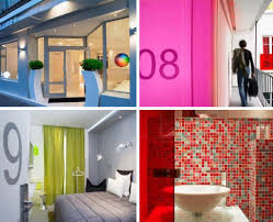 color design hotel 12 funky hotels from to bordeaux urbanist
