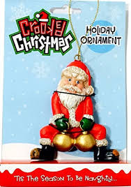 funny christmas ornaments amazon com