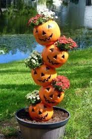 plastic pumpkins plastic pumpkin decorations