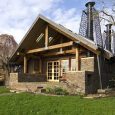 rustic stone and log homes modern stone and log homes contemporary stone farmhouse with aged wood siding