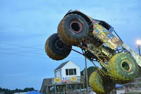 monster truck stunt show photos photos monster trucks the free press kinston nc