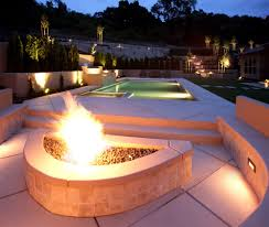 Backyard Fire Pit Landscaping Ideas by Backyard Firepit Best Home Interior And Architecture Design Idea