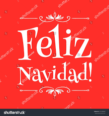 feliz navidad christmas card greetings in language gallery greeting card exles