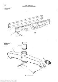 allis chalmers 185 diesel parts manual