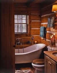 log home bathroom ideas s log cabin bathroom hooked on houses