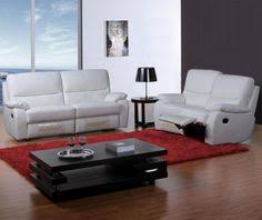 White Leather Recliner Sofa The Relaxinator 3000 Almost Sloan Electric Reclining Sofa