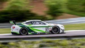 golden bentley andrew palmer u0027s bentley gt3 race car did not go airborne in lime