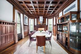 Celebrity Interior Homes Stately Park Slope Mansion With Celebrity Ties Seeks 14 5m