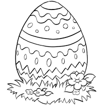 free printable easter egg coloring pages 48 best paas kleurplaten images on pinterest coloring sheets