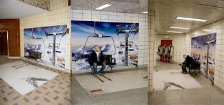 Ski Service Bench 20 Creative Examples Of Bench Advertising Inspirationfeed