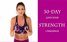 Challenge Emily 30 Day Your Strength Challenge With Emily Yerlist