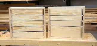 how to build woodshop drawers free diy tool drawer plans