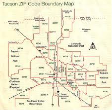 Zip Code Map Phoenix by Arizona Zip Code Boundaries Pictures