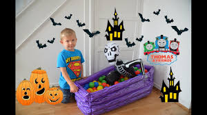 Hello Kitty Halloween Blow Up by Huge Halloween Inflatable Skeleton Ball Pit Thomas And Friends