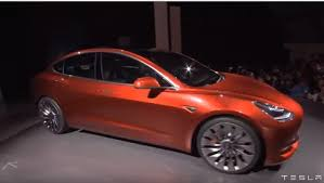 why didn u0027t tesla auction its first model 3 u0027s to take advantage of