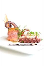 cuisine comme un chef gourmet food l de dresser et présenter une assiette comme un