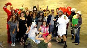 have you ever had an halloween potluck at your office u2022 reformatt