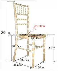 chuppah dimensions chivari chair dimensions the details chiavari chairs