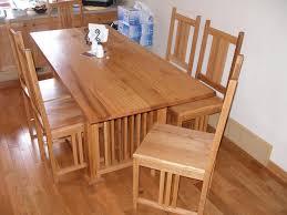 pecan wood furniture dining room justsingit com