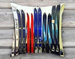 ski decor etsy