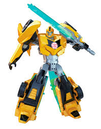 robots in disguise platinum edition bumblebee and grimlock